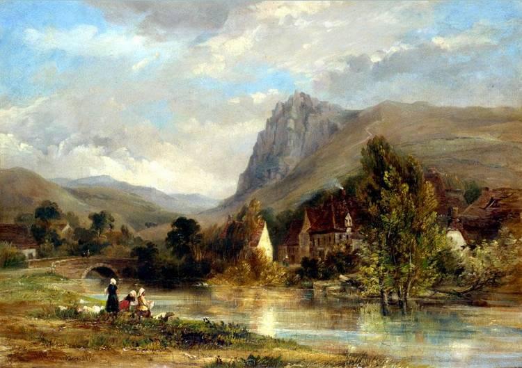 THOMAS MILES RICHARDSON SNR., 1784-1848