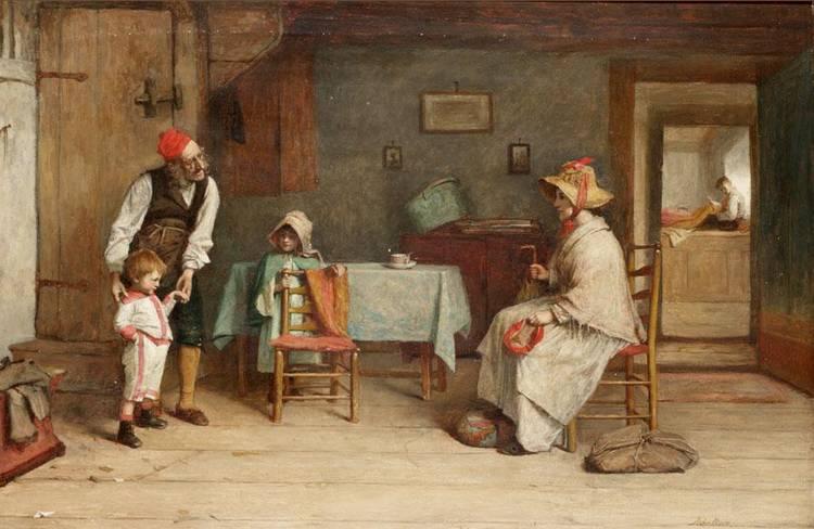 f - JOHN BURR, 1831-1893