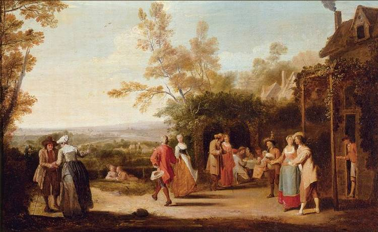 * PIETER ANGILLIS DUNKIRK 1685-1734 RENNES