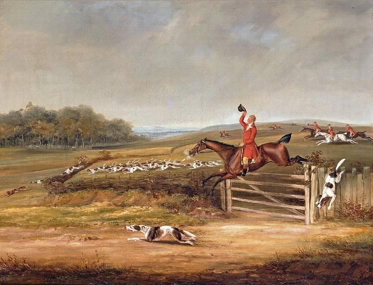 * SAMUEL ALKEN, JNR. LONDON 1784- CIRCA1825
