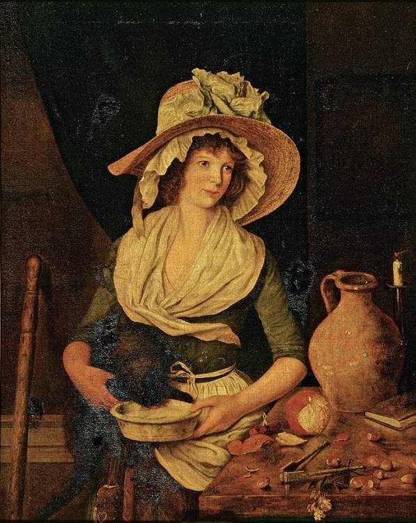 * HENRY ROBERT MORLAND 1716-1797 LONDON