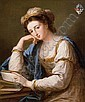 * ANGELICA KAUFFMAN CHUR, GRAUBÜNDEN 1741-1807 ROME, Angelica Kauffman, Click for value