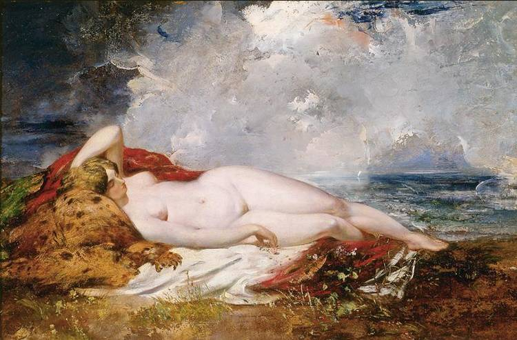 * WILLIAM ETTY, R.A. YORK 1787-1849