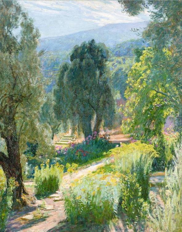 EMILE-OCTAVE-DENIS-VICTOR GUILLONNET, FRENCH 1872-1967