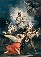 q - IGNAZ STERN, DETTO STELLA MAUERKIRCHEN 1679-1748 ROMA SAN GIOVANNI NEPOMUCENO, Ignaz Stern, Click for value