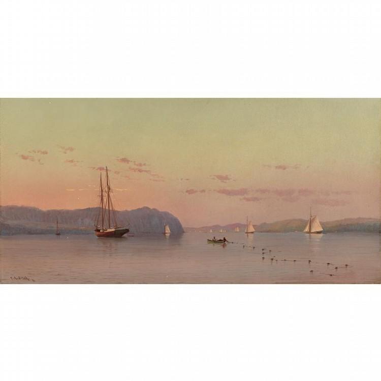 FRANCIS A. SILVA 1835-1886