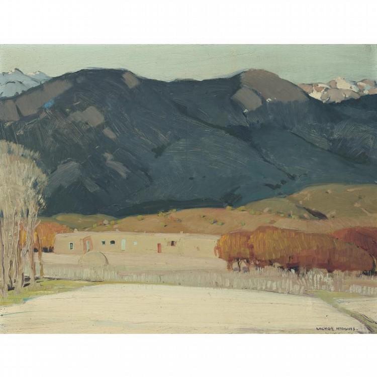 VICTOR HIGGINS 1884-1949