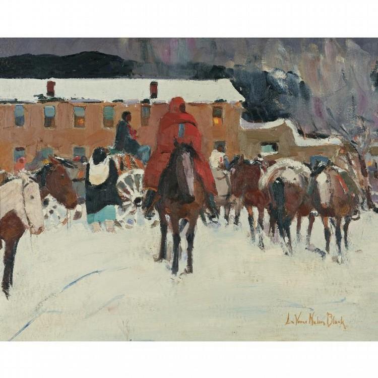 LAVERNE NELSON BLACK 1887-1938