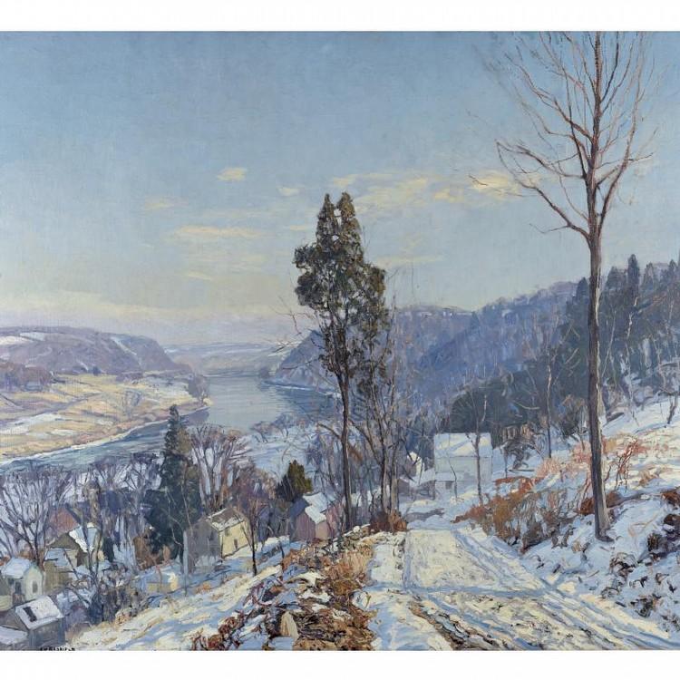 EDWARD W. REDFIELD 1869-1965