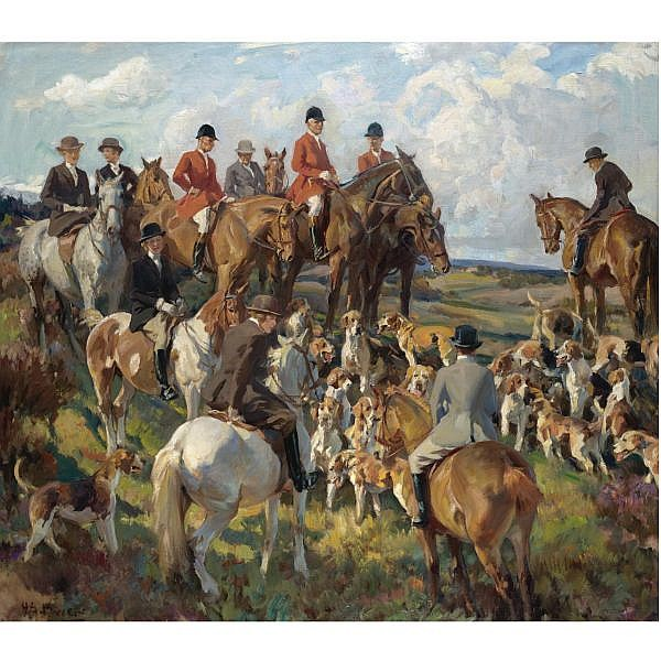 Harold Septimus Power , 1878-1951 