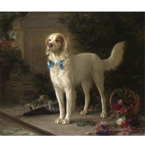 Louis-Eugène Lambert , 1825-1900 