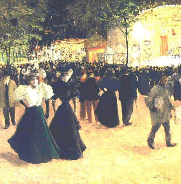 ABEL TRUCHET (FRENCH, 1857-1918)