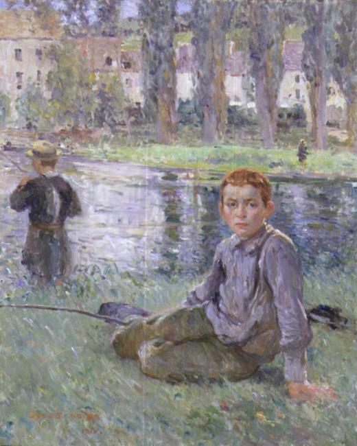 JULES ADLER (FRENCH, 1865-1952)