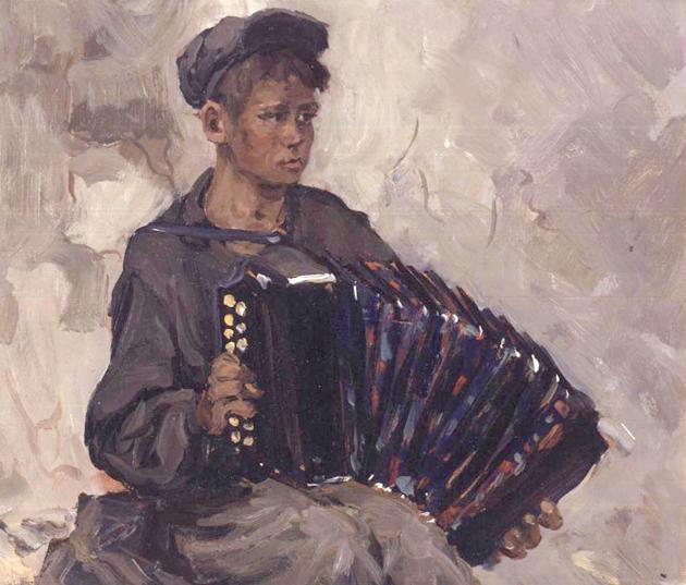 VLADIMIR STOZHAROV (RUSSIAN, 1926-1973)