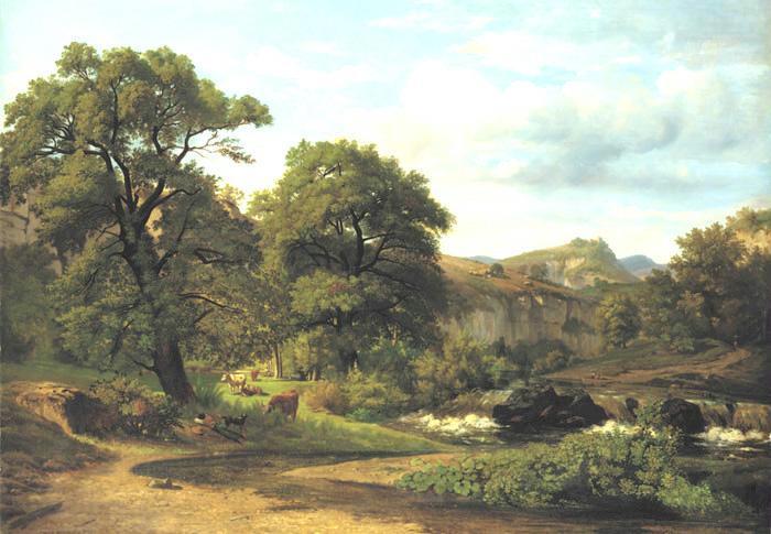 *JEAN-ACHILLE BÉNOUVILLE FRENCH, 1815-1891