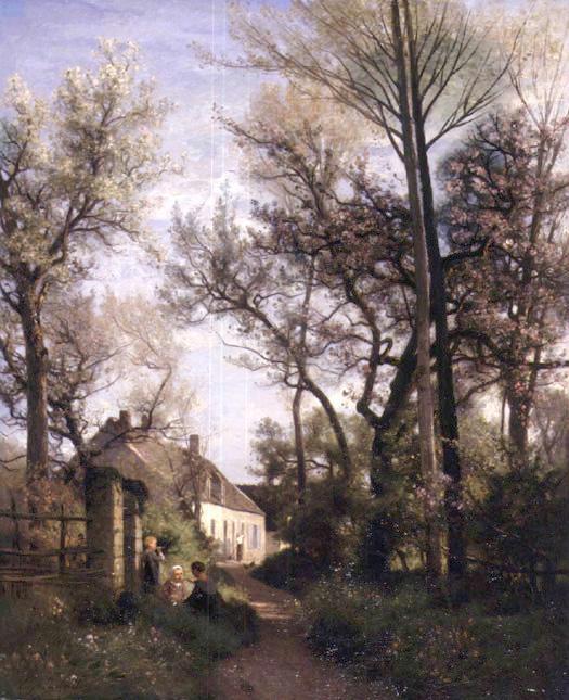 *EUGÈNE-ANTOINE-SAMUEL LAVIEILLE (FRENCH, 1820-89)