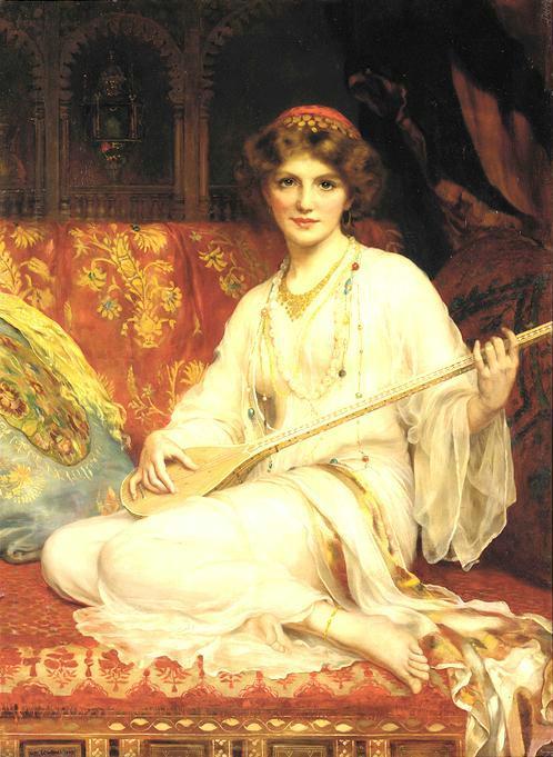 WILLIAM CLARKE WONTNER (BRITISH, ACTIVE 1879-1925)