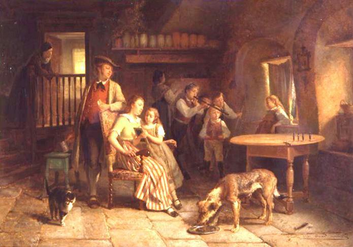 THÉODORE GÉRARD (BELGIAN, 1829-95)