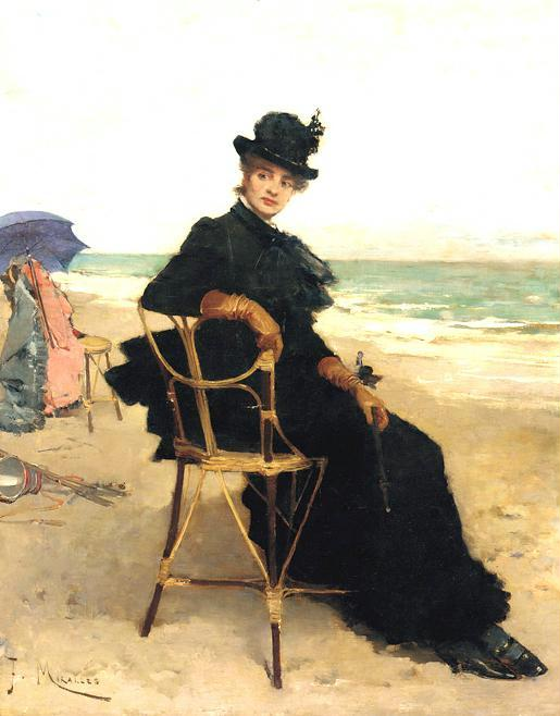 *FRANCISCO MIRALLES (SPANISH, 1848-1901)