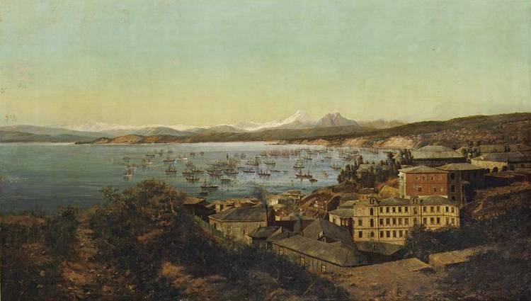 THEODOR OHLSEN (1855-1913)