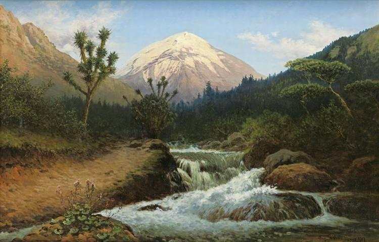 AUGUST LÖHR (1843-1919)