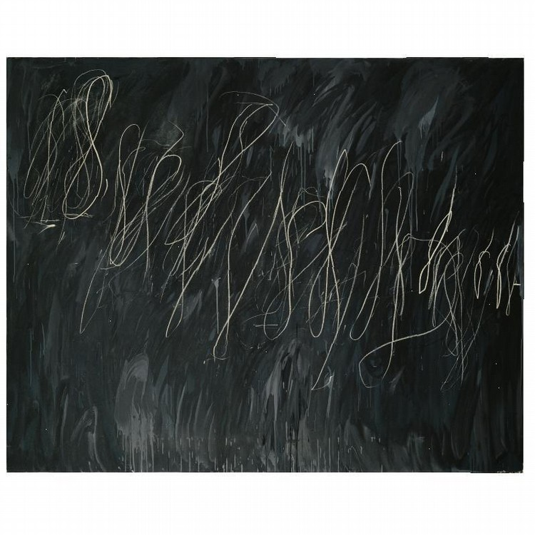 l - CY TWOMBLY