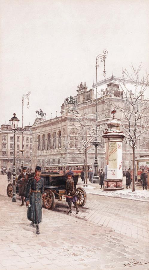 ERWIN PENDL, AUSTRIAN 1875-1926