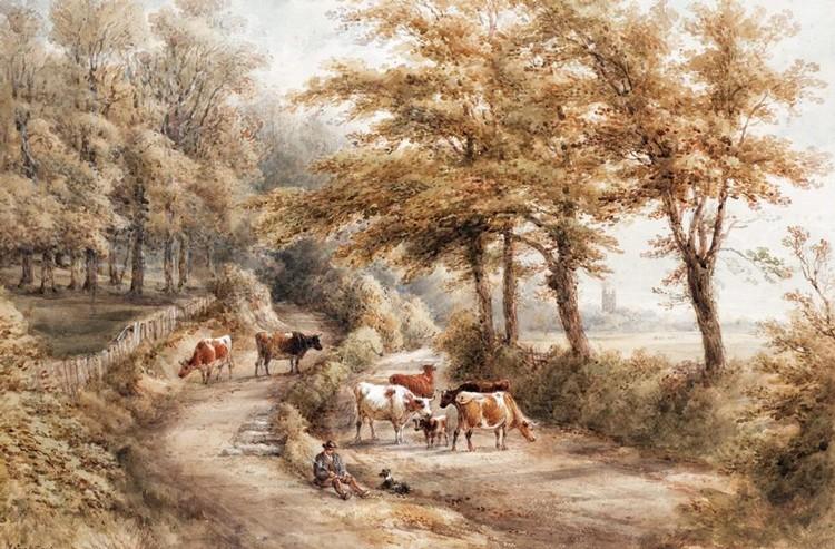 HENRY EARP SNR., 1831-1914