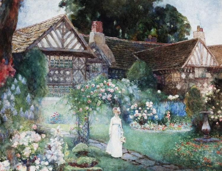 DAVID WOODLOCK, 1842-1929