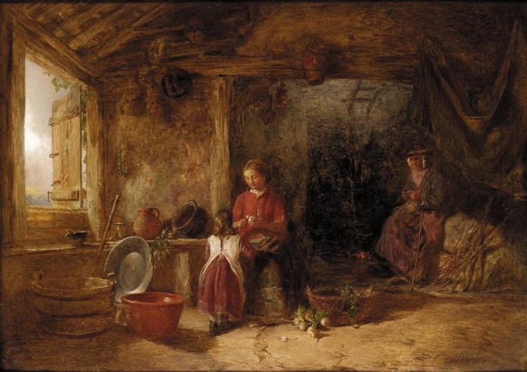 ALFRED PROVIS, 1843-1886