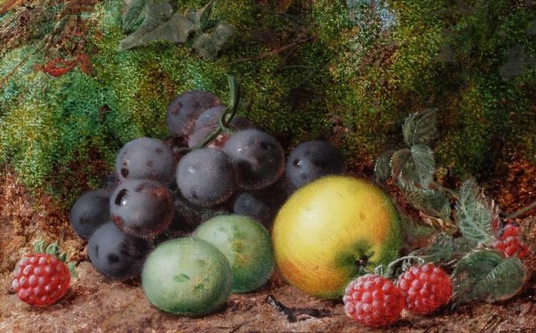 GEORGE CLARE, 1835-1890