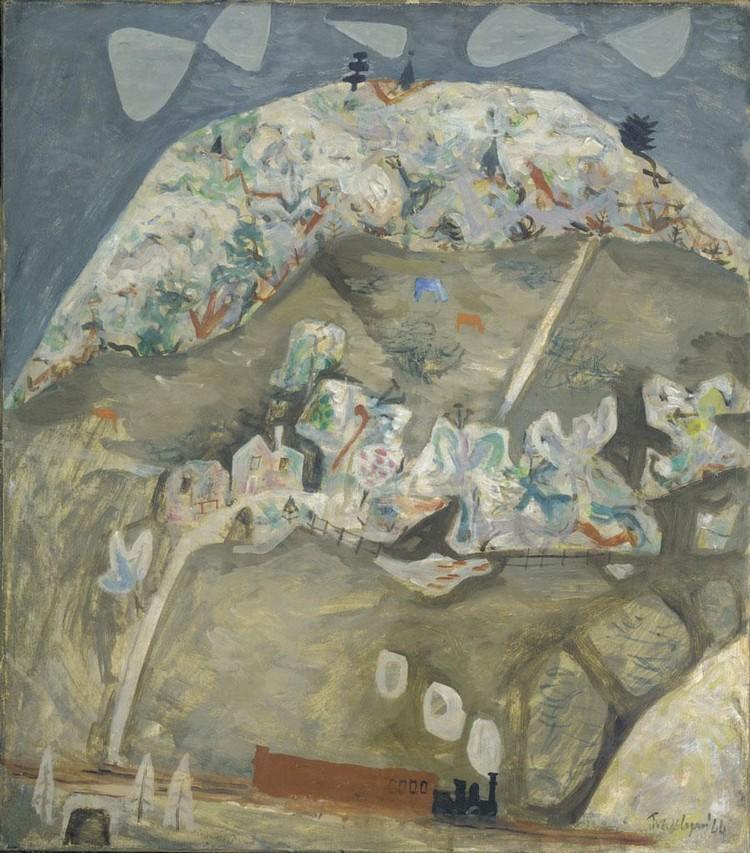 JULIAN TREVELYAN, R.A. 1910-1988