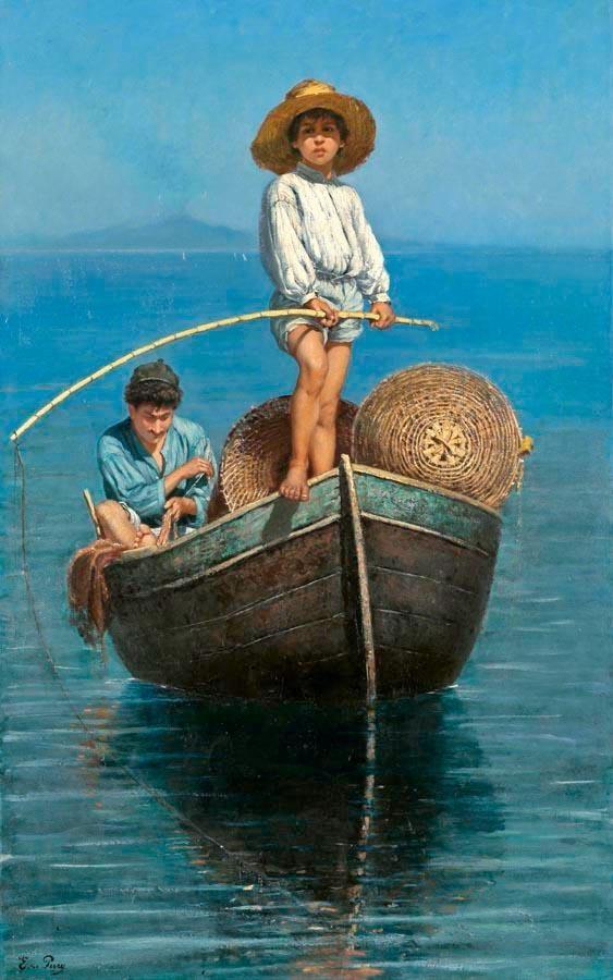 EDMOND-JEAN DE PURY 1845-1911