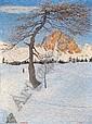c - GOTTARDO SEGANTINI 1882-1974, Gottardo Segantini, Click for value