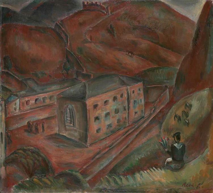 RENÉ AUBERJONOIS 1872-1957