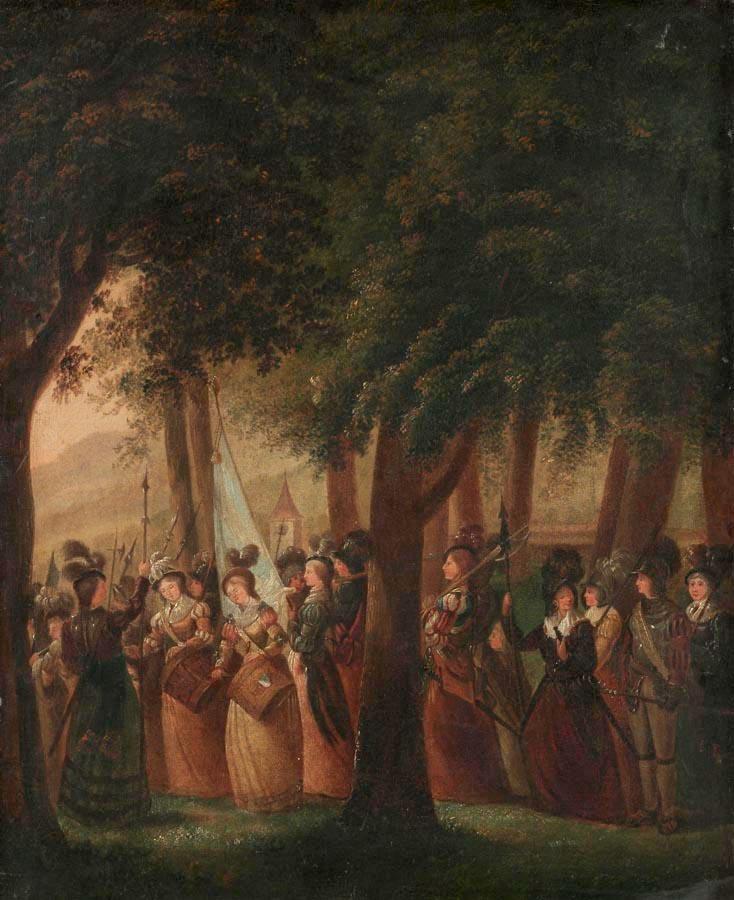 HEINRICH FREUDWEILER 1755 - 1795