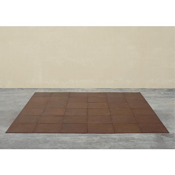 - Carl Andre , b. 1935 