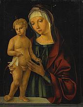 ATTRIBUTED TO BOCCACCIO BOCCACCINO | The Madonna and Child