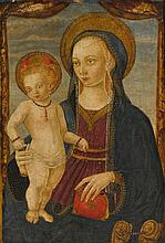 FERRARESE SCHOOL, 15TH CENTURY | The Madonna and Child