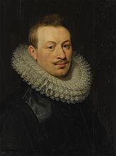 FLEMISH SCHOOL, 17TH CENTURY | Portrait of a man wearing a lace ruff