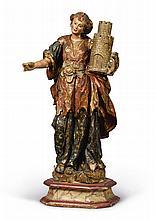 SPANISH, 17TH CENTURY | St. Barbara