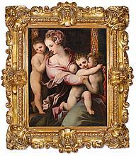MICHELE TOSINI, CALLED MICHELE DI RIDOLFO DEL GHIRLANDAIO | Allegory of Charity