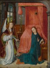 CIRCLE OF ROGIER VAN DER WEYDEN | The Annunciation