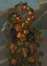 CIRCLE OF GIUSEPPE ARCIMBOLDO | Anthropomorphic Allegory of Autumn