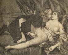 [BOYER D'ARGENS]. THÉRÈSE PHILOSOPHE, [C.1749] (1 VOL.)