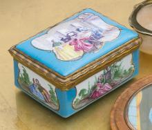 GERMANY, MID-18TH CENTURY, SNUFF BOX | Snuff box