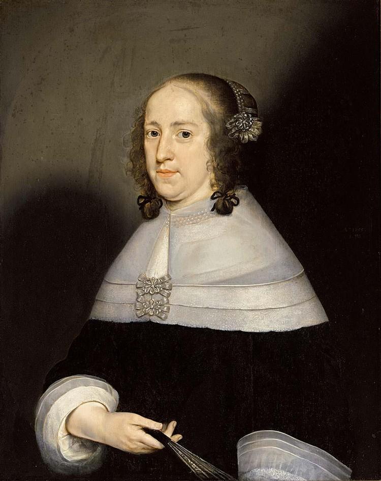 THE PROPERTY OF A GENTLEMAN JAN JANSZ. WESTERBAEN THE HAGUE CIRCA 1601 - 1686 A PORTRAIT OF