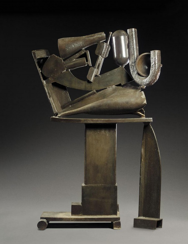 f,m,w - SIR ANTHONY CARO B. 1924