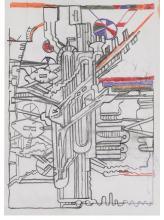 SIR EDUARDO PAOLOZZI, R.A. | Studies for Forms