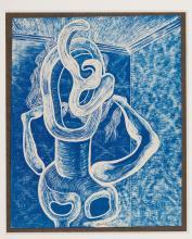 JOHN BANTING | Untitled, from Album of 12 Blueprints